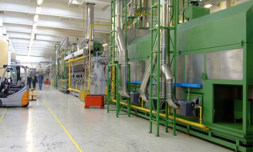 Tillverkning av artiklar i rostfritt i Tidaholm kan exempelvis användas till industrin.