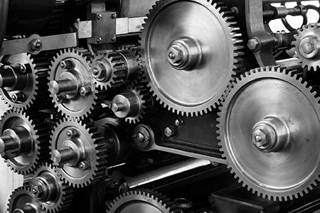 Med tiden kan underhåll av maskiner behövas.